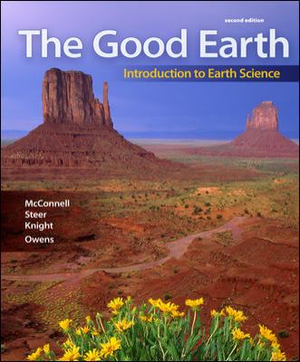 Pre-pack: The Good Earth: Introduction to Earth Science with Connect Plus Access Card