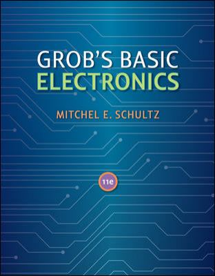 Grob's Basic Electronics w/ Student CD