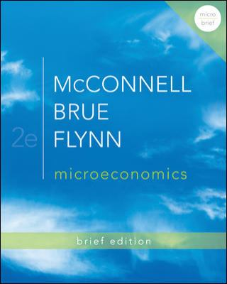 Microeconomics Brief Edition (Mcgraw-Hill Economics Series)