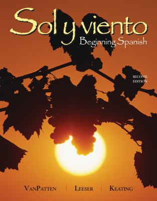 Sol y viento PLUS Package for Students  Restricted Sampling