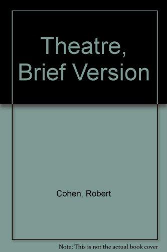 Looseleaf for Theatre Brief
