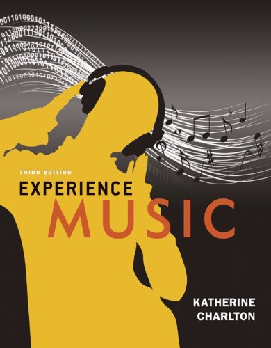 Experience Music with 3 Audio Cds and Connect Plus Online Access Card