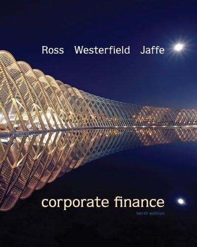 Loose Leaf for Corporate Finance