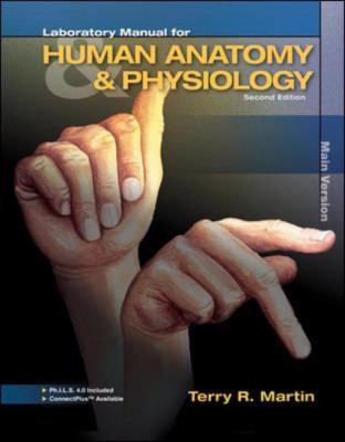 Laboratory Manual for Human A&P: Main Version w/PhILS 4.0 Access Card