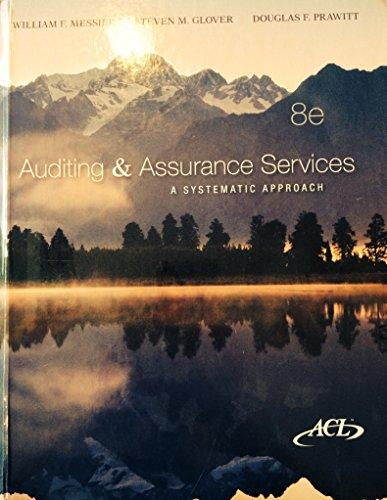 Auditing & Assurance Services 8e