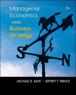 Managerial Economics & Business Strategy with Connect Plus (The Mcgraw-Hill Series Economics)
