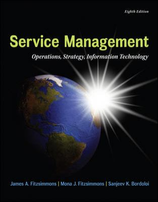 MP Service Management with Service Model Software Access Card (McGraw-Hill/Irwin Series Operations and Decision Sciences)