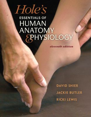 Combo: Loose Leaf Version of Hole's Essentials of Human Anatomy & Physiology with APR 3.0 Student Online Access Card
