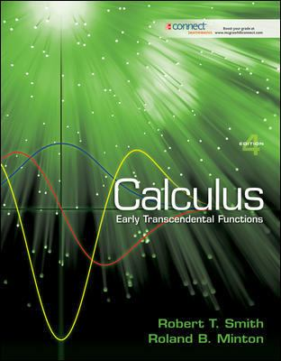 Combo: Calculus with Connect Plus Access Card for Calculus: Early Transcendental Functions