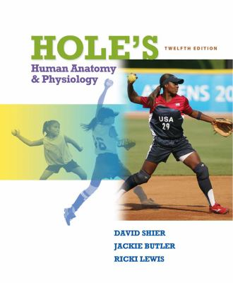Combo: Hole's Human Anatomy ; Physiology w/Student Study Guide ; Connect Plus Access Card