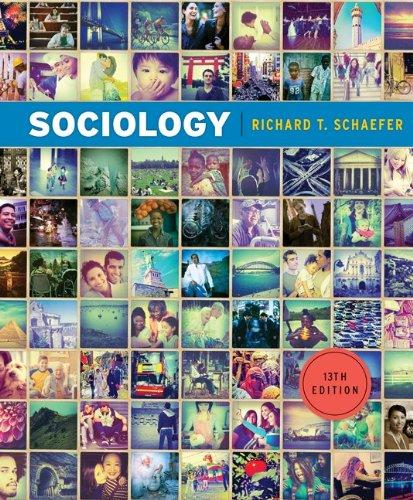 Sociology, 13th Edition