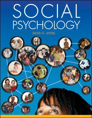 Test bank for social psychology 11th edition by david myers.