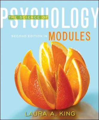 Science of Psychology : Modules