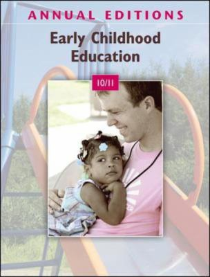 Annual Editions: Early Childhood Education 10/11