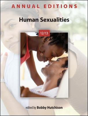 Annual Editions: Human Sexualities 12/13