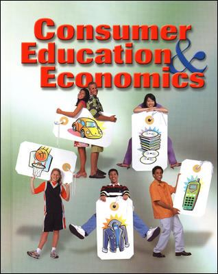 Consumer Education and Economics