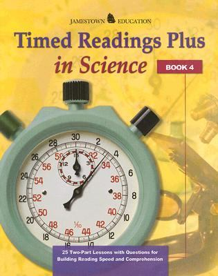 Timed Readings Plus in Science Book 4