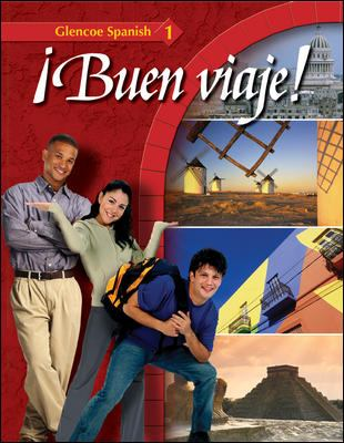 Buen viaje! Level 1, Student Edition (Glencoe Spanish) (Spanish Edition)
