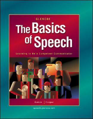 Basics of Speech, 2005