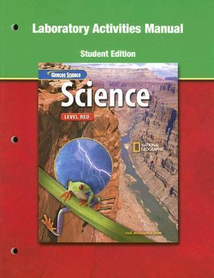 Science Level Red, Laboratory Activities