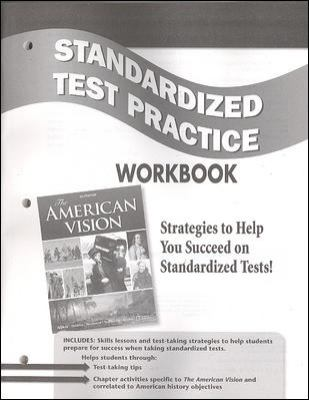 American Vision, Standardized Test Practice