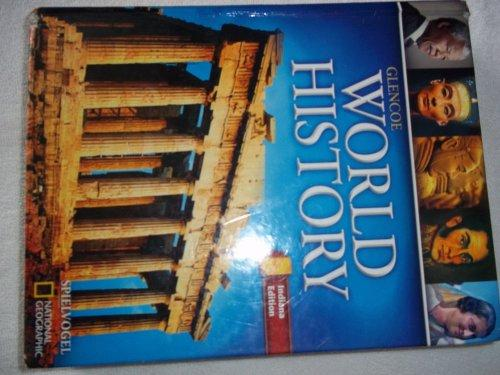 Glencoe World History Indiana Student Edition. (Hardcover)
