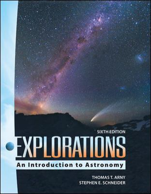 Explorations: Introduction to Astronomy (NASTA Hardcover Reinforced High School Binding)