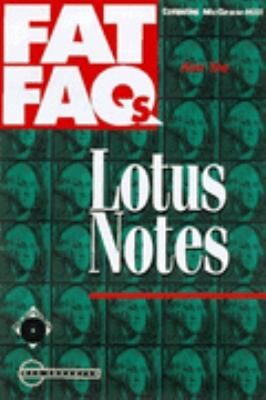 Lotus Notes (FAT FAQs)