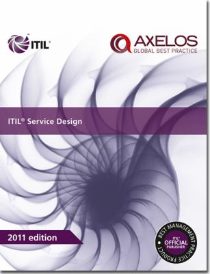 ITIL Service Design 2011 Edition