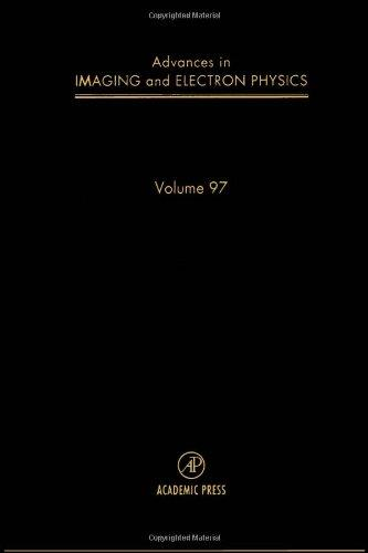 Advances in Imaging and Electron Physics, Volume 97 (Srlances in Imaging & Electron Physics)