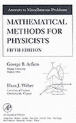 Mathematical Methods for Physicists - Arfken - Paperback