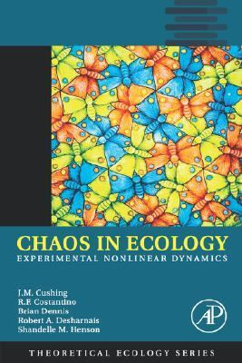 Chaos in Ecology Experimental Nonlinear Dynamics