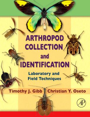 Arthropod Collection And Identification Field And Laboratory Techniques