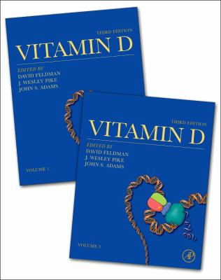 Vitamin D, Third Edition