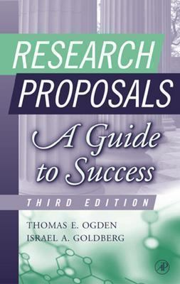 Research Proposals A Guide to Success