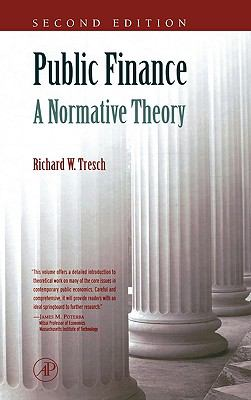 Public Finance A Normative Theory