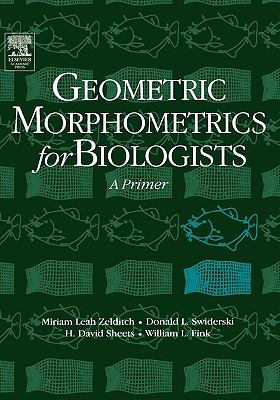 Geometric Morphometrics For Biologists A Primer