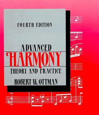 Advanced Harmony Theory and Practice