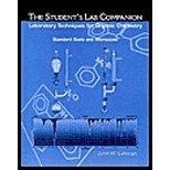 Students Companion: Laboratory Techniques for Organic Chemistry