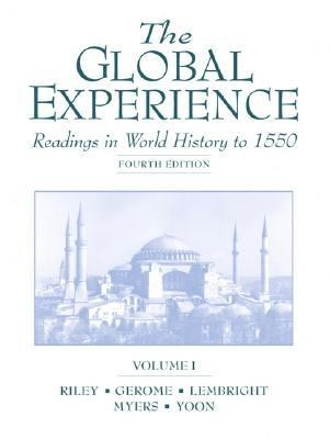 Global Experience Readings in World History to 1550