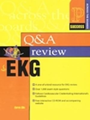 Prentice Hall Health Q & A Review for Ekg