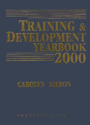 Training and Development Yearbook, 2000 - Prentice Hall - Hardcover