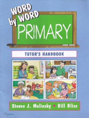 WORD BY WORD TUTORS HANDBOOK