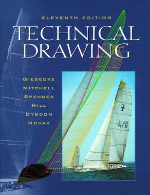 TECHNICAL DRAWING (W/CD)