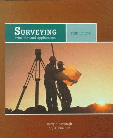 Surveying: Principles and Applications (5th Edition)