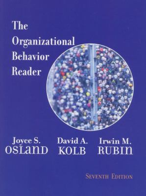 Organizational Behavior Reader