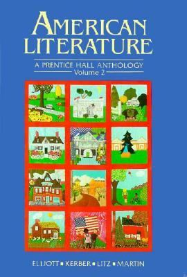 American Literature A Prentice Hall Anthology