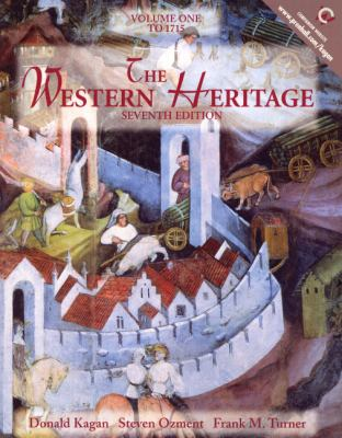 The Western Heritage: Volume I, To 1715