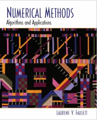 Numerical Methods Algorithms and Applications