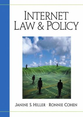 Internet Law & Policy